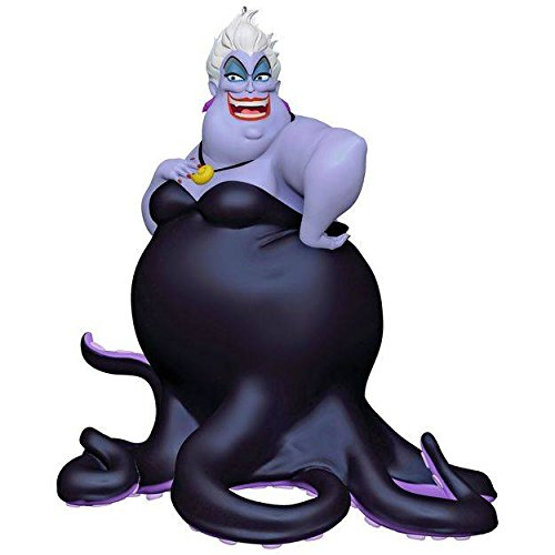 Hallmark 2017 Disney The Little Mermaid Ursula Ornament