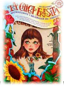 chica fresa air freshener - 2