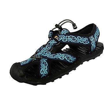 Los hombres sandalias zapatos de tela más colores disponibles Green