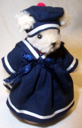 Muffy Vanderbear Miniature Cruisewear by Little Gem Teddy Bears by North American Bear