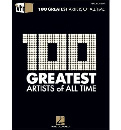 Download Vh1 100 Greatest Artists of All Time (Piano/Vocal/guitar) (Paperback) - Common ebook