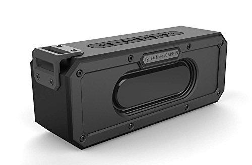 WilsonMusic Altavoz portátil Bluetooth de 40 W 4.2 sysyem con 15 horas de reproducción TWS Dual Driver inalámbrico...