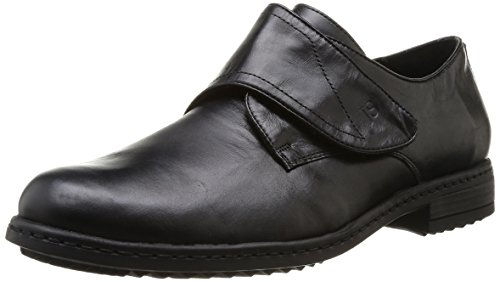 Josef Seibel - Kevin 08, Sneakers da uomo, nero (schwarz), 45
