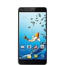Kata Selfie - 5.5-inch Full HD IPS Octa Core International Unlocked Smartphone Android 6.0 - Super Slim Full HD 1.3 GHz Dual Sim Card 4G 18MP Flip Camera (Grey)
