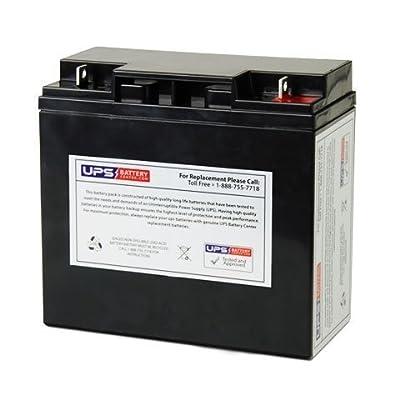 12V 18AH SLA Replacement Battery for Die Hard Portable Jump Starter 1150