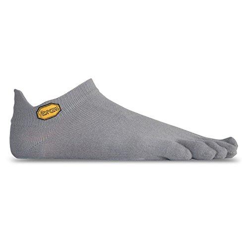 Vibram FiveFingers No Show, Color:Grey;Size:L (43-45)