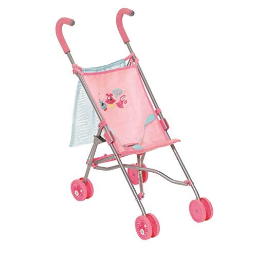 Zapf Creation Baby Born 825792 Stroller with Bag for sale  Delivered anywhere in USA