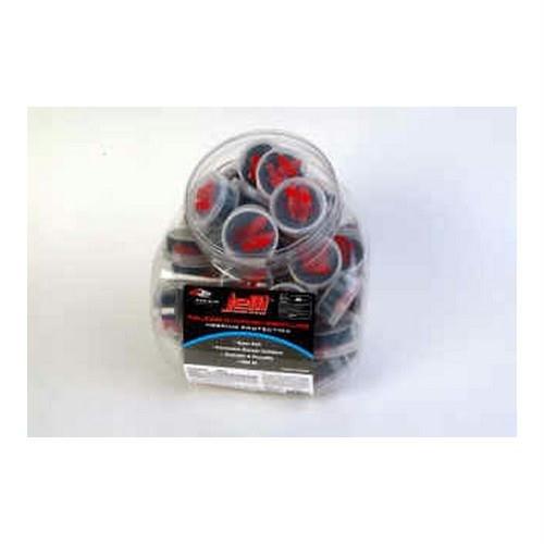 Radians 50 Pair Snug Plugs Reusable Corded Earplugs