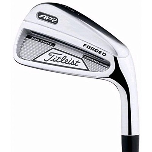 Titleist AP2 Single Iron 4 Iron Dynamic Gold High Launch R300 Steel Regular Left Handed 38.5 in