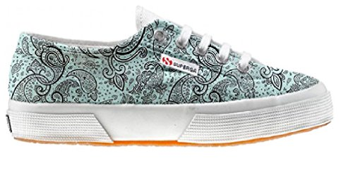 Superga Customized zapatos personalizados Elegant Paisley (Zapatos Artesano)