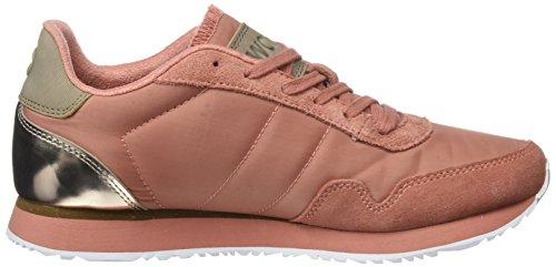 Pink Nora Damen 500 Skie Woden Powder Ii Rosa Sneaker wRXf5qU
