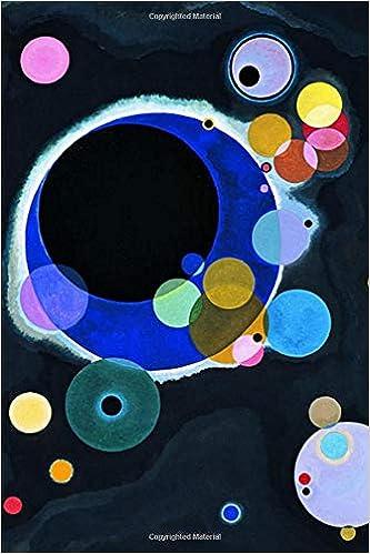 Amazon.it: Several Circles Wassily Kandinsky Journal Diary - Carroll, James  - Libri