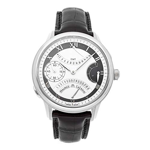Maurice Lacroix Gents Masterpiece - Maurice Lacroix Masterpiece Mechanical (Hand-Winding) Silver