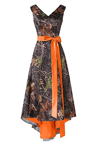 formal camo dresses prom - 8