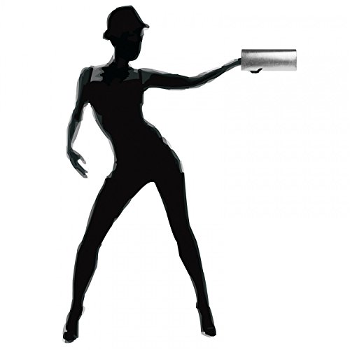 Clutch CASPAR Evening Women Glamour TA278 Satin Silver w4B7pqRI4