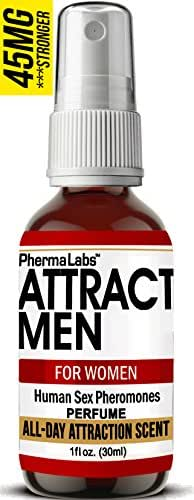 Pheromones The Secret to ATTRACT MEN - - All Day Scent - - Phermalabs Human Sex Premium Pheromone PERFUME