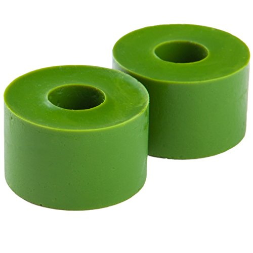 Venom SHR Downhill Bushings Olive Green 80a