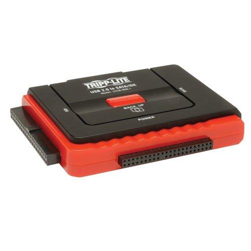 Tripp Lite USB 2.0 Hi-Speed to Serial ATA (SATA) and IDE ...