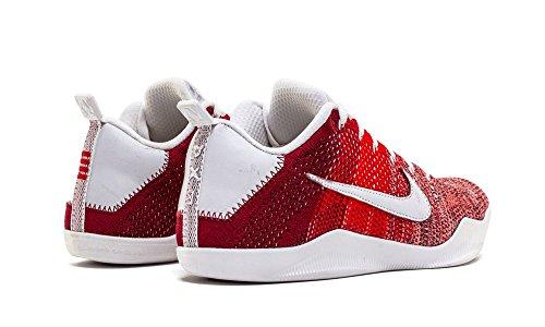 Nike Menns Kobe Xi Elite Lav 4kb, Universitet Rød / Summit White-teamet Rød  ...