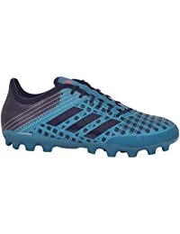 Performance Mens Predator Malice Artificial Ground Rugby Boots - Blue · adidas