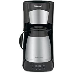 Cuisinart DTC-975BKN 12 Cup Programmable Thermal Brewer (Black)