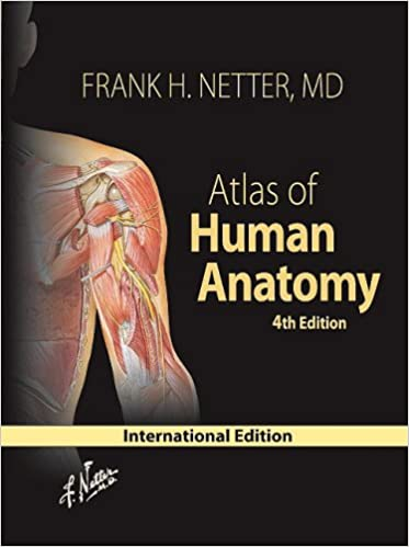 Atlas of Human Anatomy - 4th edition: Frank H.Nttr: 9780808923848 ...