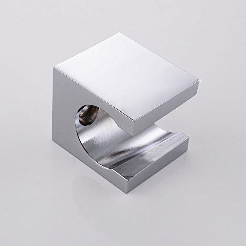 from usa kes all brass handheld shower head holder bracket wall mount for bathroom hand. Black Bedroom Furniture Sets. Home Design Ideas