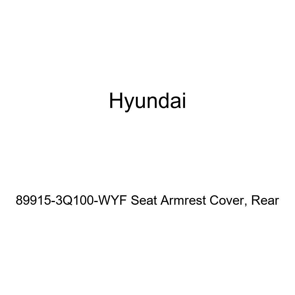 Genuine Hyundai 89915-3Q100-WYF Seat Armrest Cover Rear