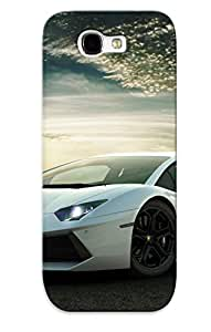 Awesome Case Cover/galaxy Note 2 Defender Case Cover(lamborghini Aventador ) Gift For Christmas wangjiang maoyi