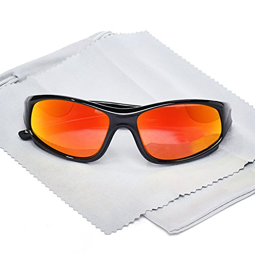 5024f6a02b YAMAZI Children Sports Polarized Sunglasses For Kids Boys Girls Rubber  Flexible Frame Sunglasses UV Protection