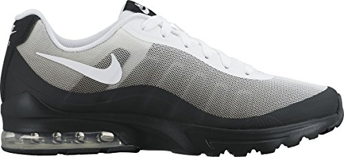 NIKE Men's Air Max Invigor Print Running Shoe, Black/White/Cool Grey, 13 M US ()