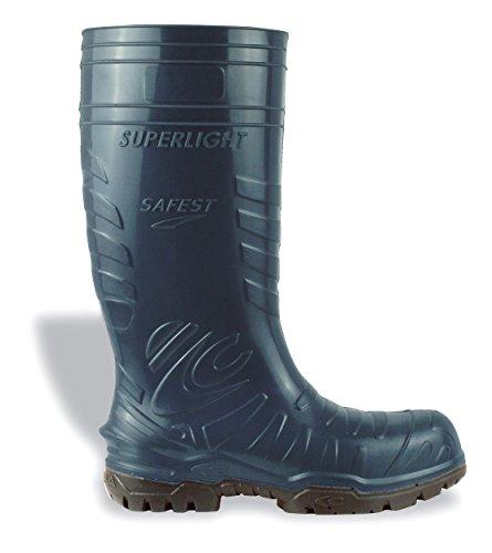 Cofra Safest S5 Ci SRC Paire de Chaussures de sécurité Taille 44 Bleu