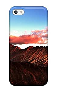 Sarah deas's Shop 2803923K92838057 Case Cover Protector Specially Made For Iphone 5/5s Morning Mountains