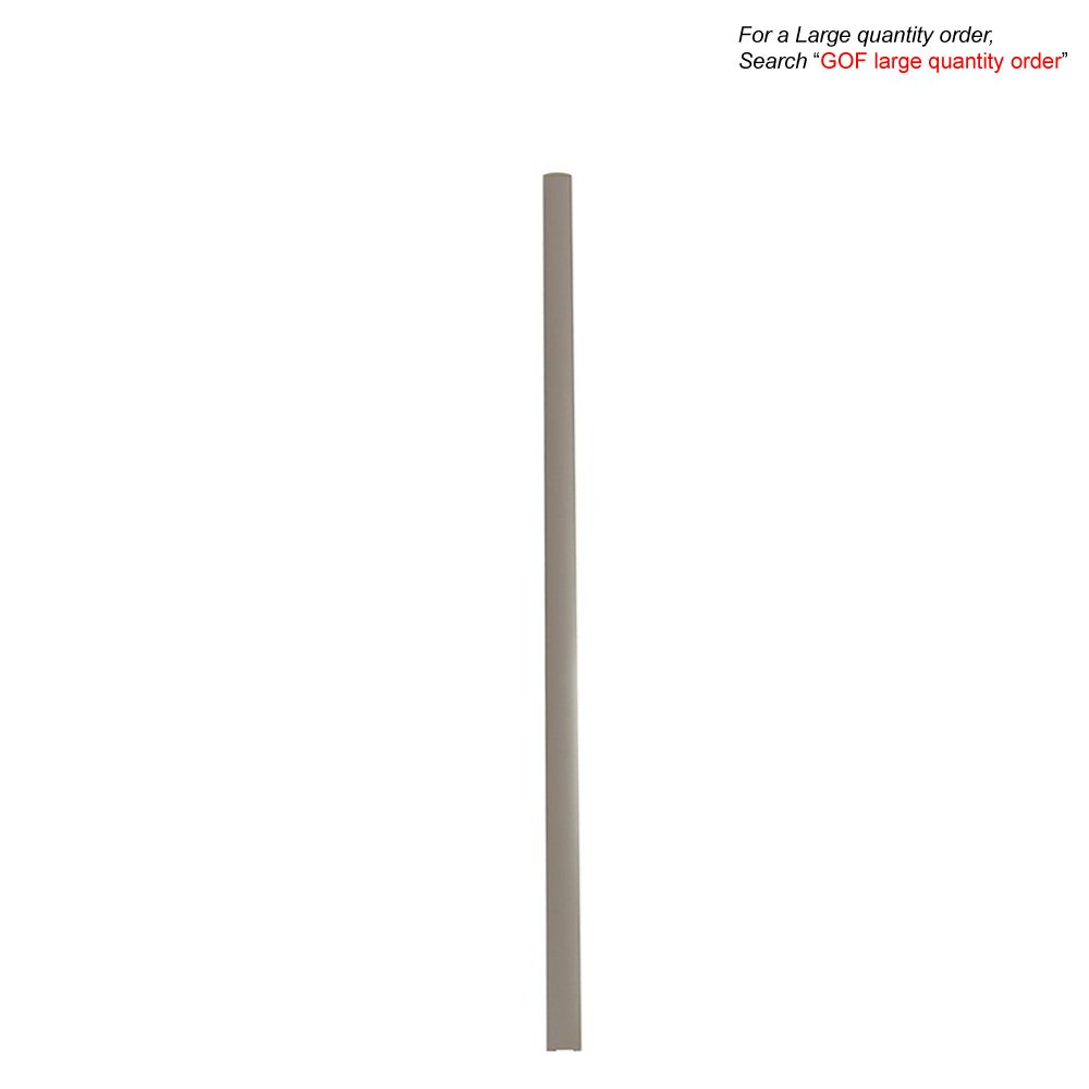 GOF Office Partition Panel for Workplace (End Bar 48'' h)