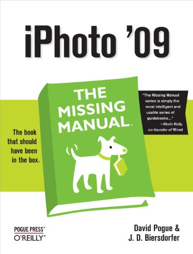 iPhoto '09: The Missing Manual 09 Gps