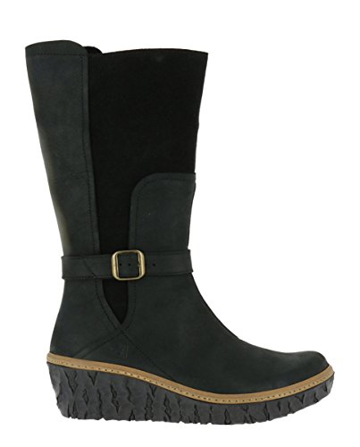 N5134 El Yggdrasil Black Naturalista Suede Pleasant Lux Myth Boot Women's vSx47qSwna