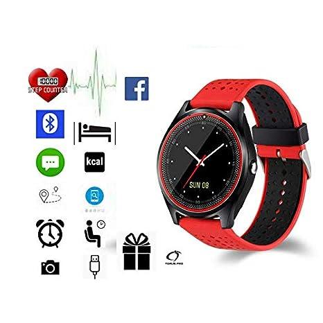 Torus Pro V9 - Reloj deportivo con podómetro, monitor de ...