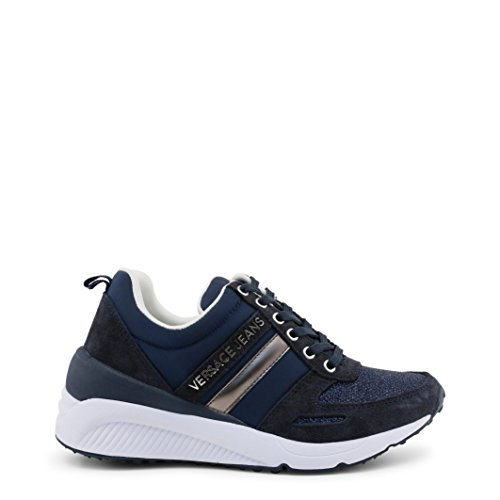 Versace Jeans Sneaker Donna Ee0vrbsb2 Navy e70022 4rR64xq
