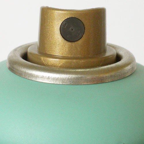 Montana Gold Series Spray Paint - Malachite Light 11 oz aerosol can