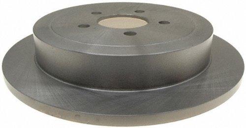 ACDelco 18A1331A Advantage Non-Coated Rear Disc Brake Rotor