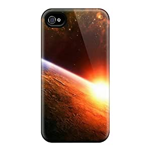 Iphone High Quality Cases/ Space Sunset QcU6375aDIg Cases Covers For Iphone 6plus