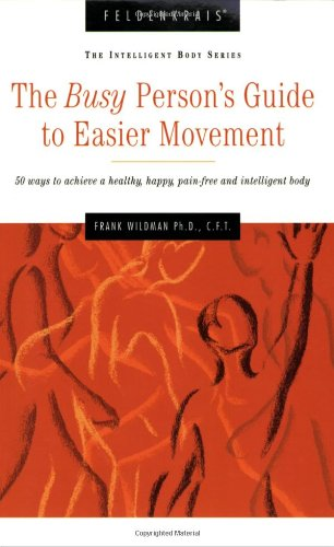 Feldenkrais Persons Guide Easier Movement product image