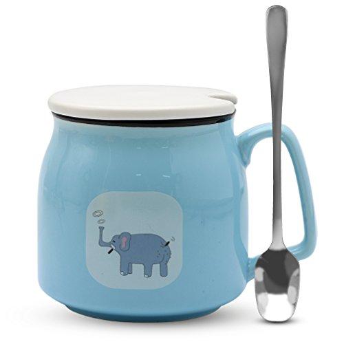 Elephant Mugs Kritters In The Mailbox Elephant Mug For Coffee Or Tea