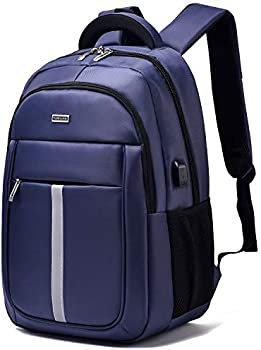 Bag Wizard Travel Water Resistant Laptop Backpack