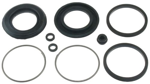 ACDelco 18H59 Professional Rear Disc Brake Caliper Boot and Seal Kit with Boots, Seals, Washers, and - Caliper Cap Rear