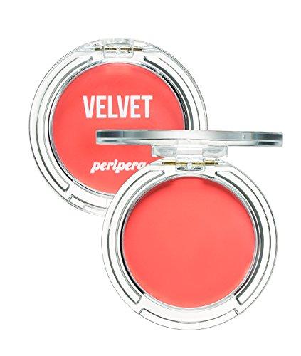 Peripera Velvet Cheek 0.1 Ounce 002 Affable (0.1 Ounce Cheek Color)