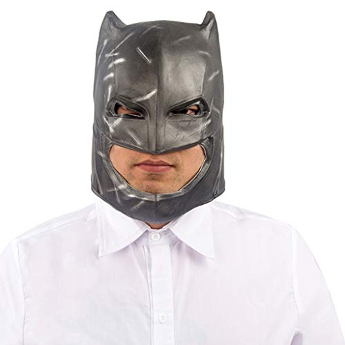 Masks Halloween Christmas Batman Steel Headgear Stage Horror