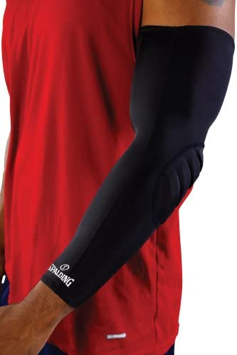 Spalding Padded Elbow Compression Sleeve