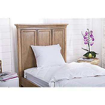 Amazon Com Continental Bedding White Goose Down Luxury