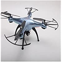 Two Years Drone Helicopter Cheerwing Syma X5HW-I FPV 2.4Ghz 4CH RC Headless Quadcopter Drone UFO with Hover